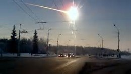 Russian Meteor Was US Weapons Test