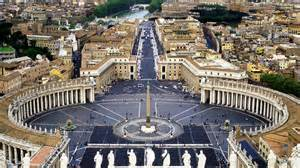 Vatican's Role In Establishing New World Order