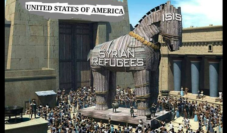 Refugee resettlement scam