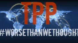 Entire TPP Agreement