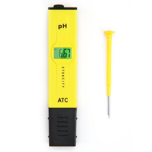 Etekcity pH Meter Tester