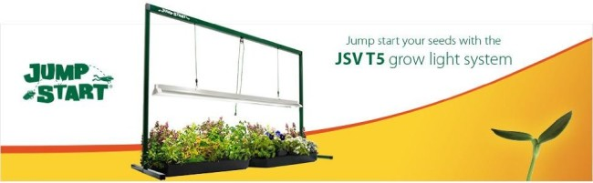 JSV T5 Grow Light System