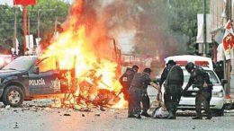 gas riots in mexico