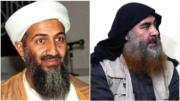 Baghdadi vs bin Laden