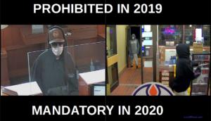 2020 memes masks