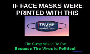 2020 meme virus is political