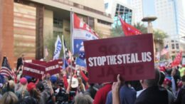 Rallies in the Valley STOP THE STEAL